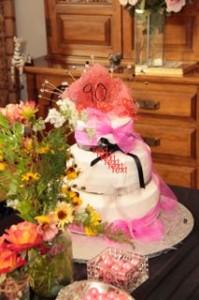 Pat's B-Day Cake 2014