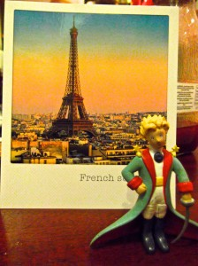 Paris Le Petit Prince does the town