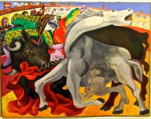 Paris- Picasso's Minataur